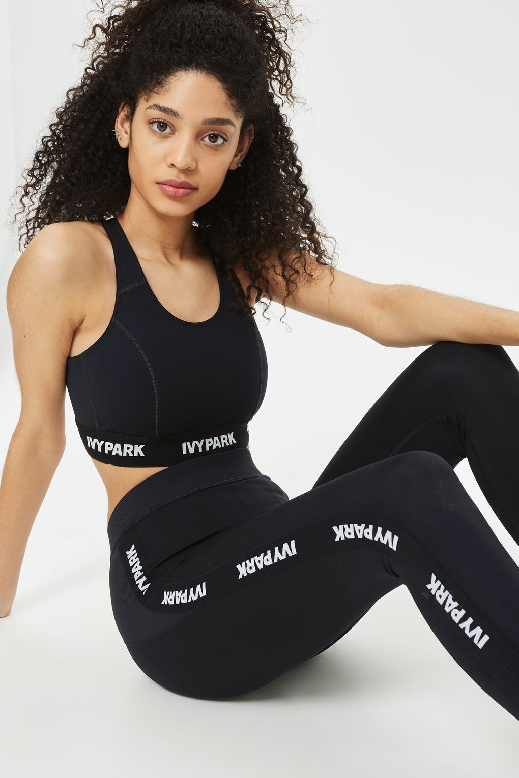 Bra Top and Leggings Set by Ivy Park