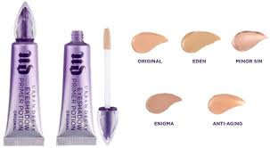 URBAN DECAY COSMETICS Sin Eyeshadow Primer Potion
