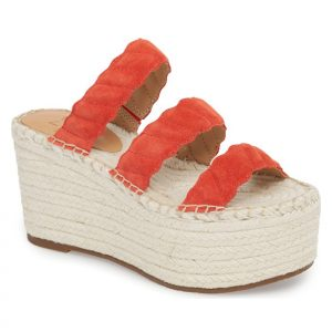 MARC FISHER LTD Rosie Espadrille Sandal