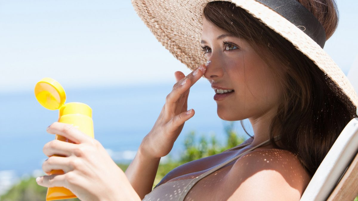 Best Face Sunscreens for sensitive skin