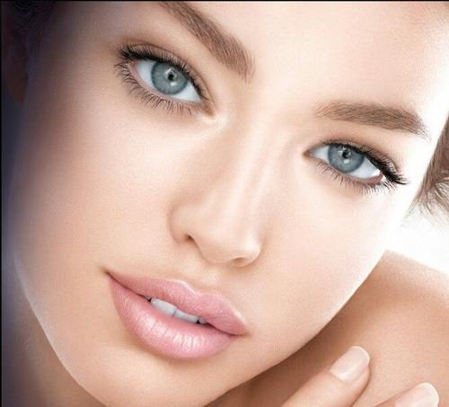 blue eyes natural makeup 3859